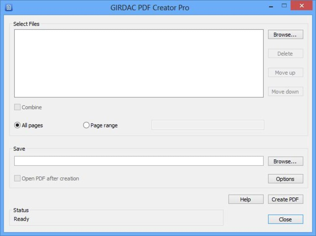 pdf document creator free download