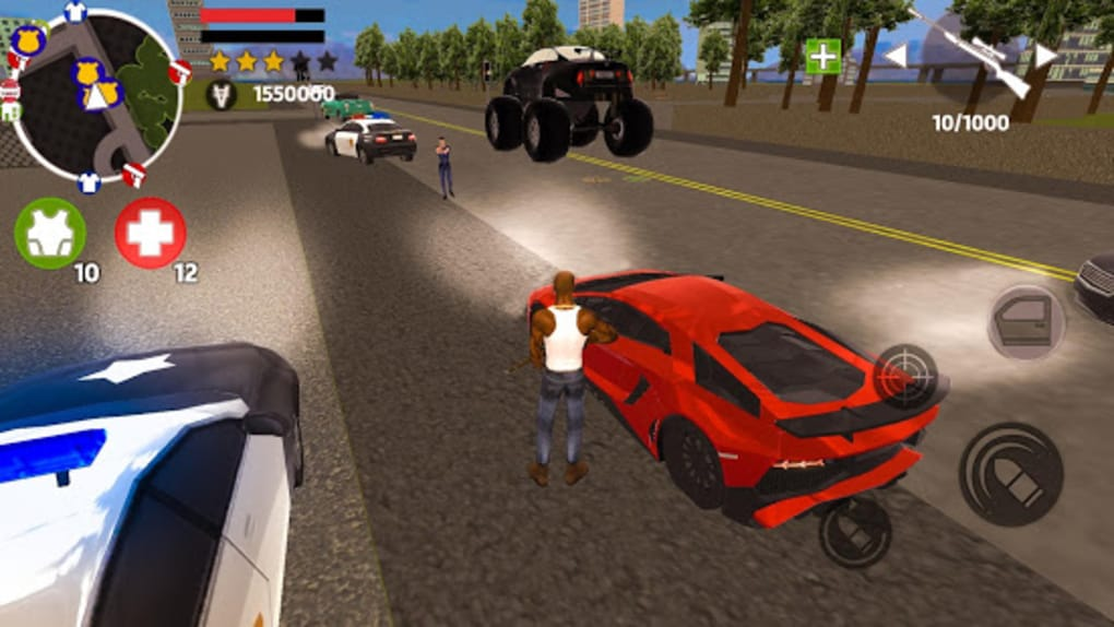 San Andreas Grand Gangsters Auto for Android - Download