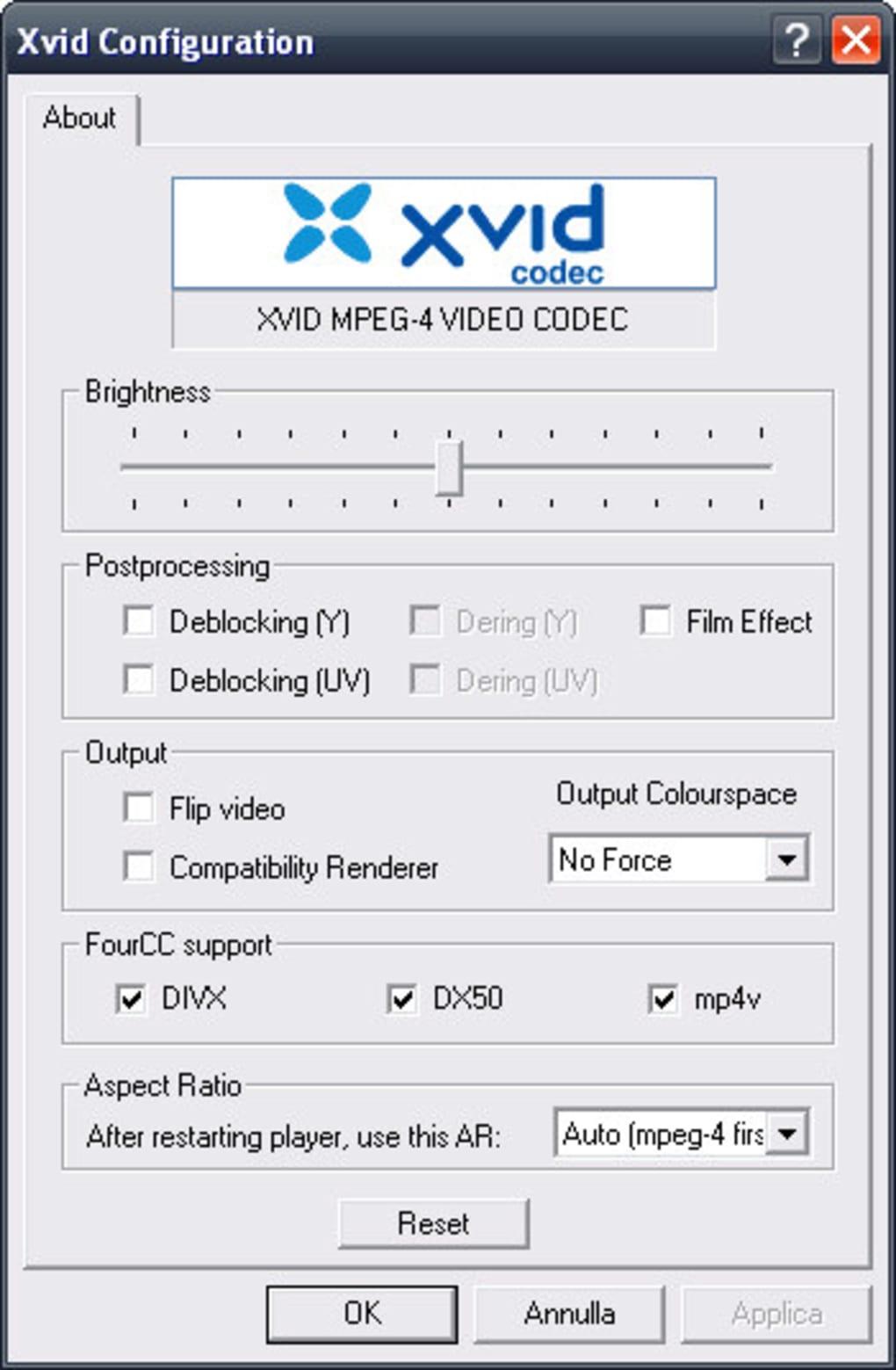 divx mpeg-4 dx50 codec
