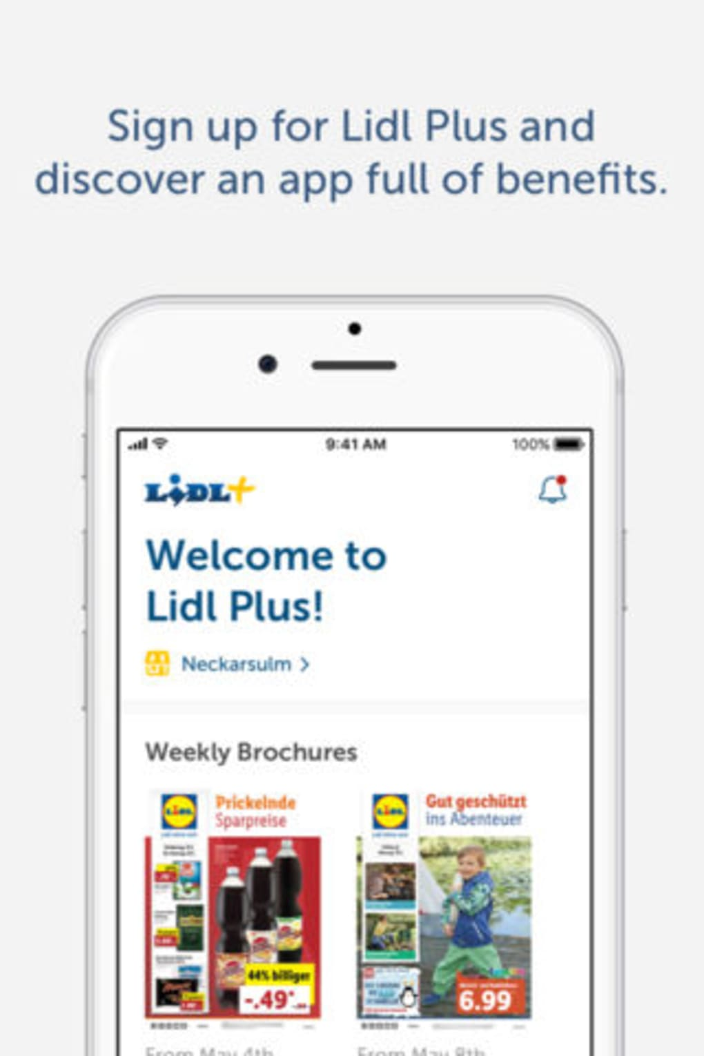 Lidl Plus - YouTube