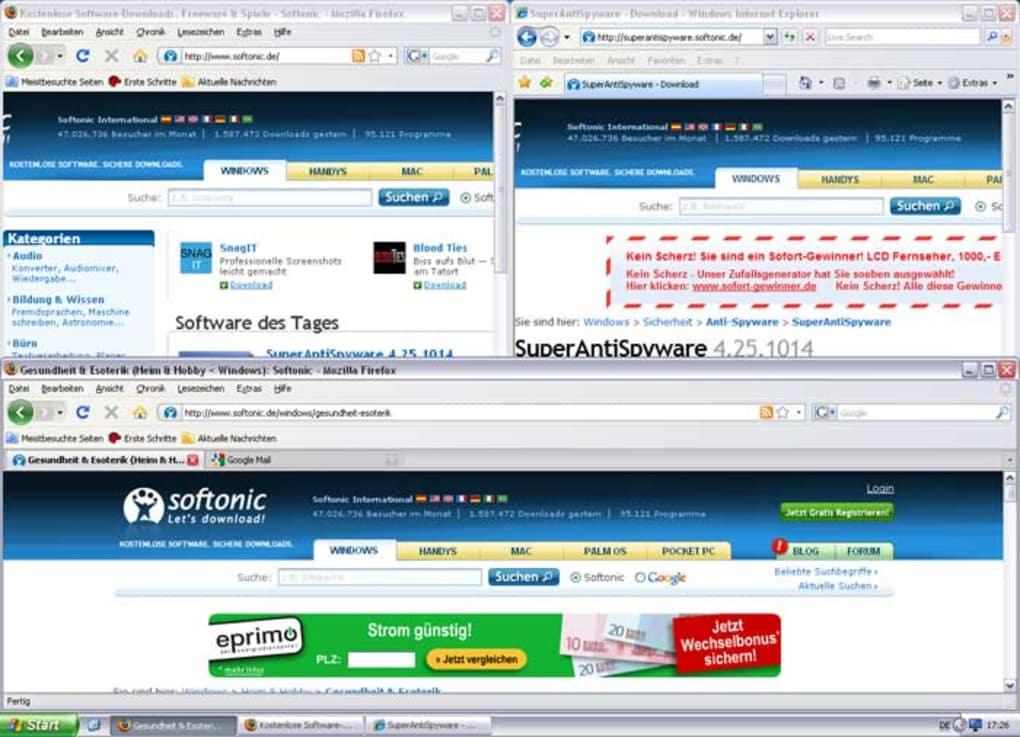 winsplit revolution windows 7