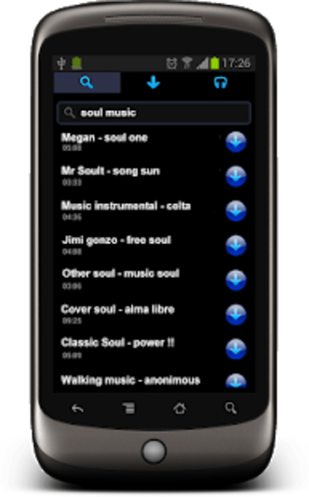 free music downloads for phones full songs