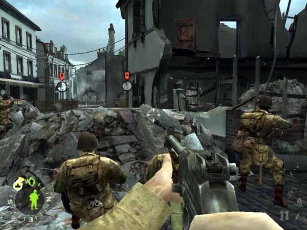 Brothers In Arms Earned In Blood Download