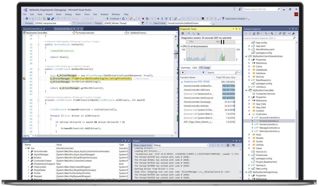 Microsoft Visual Studio - Download