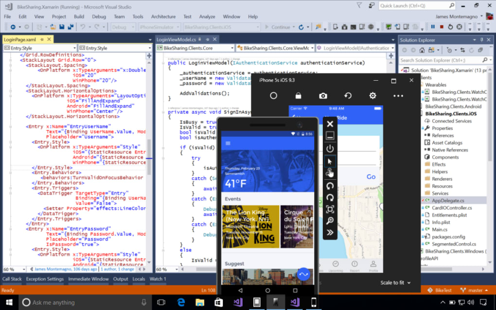 Microsoft Visual Studio - Download