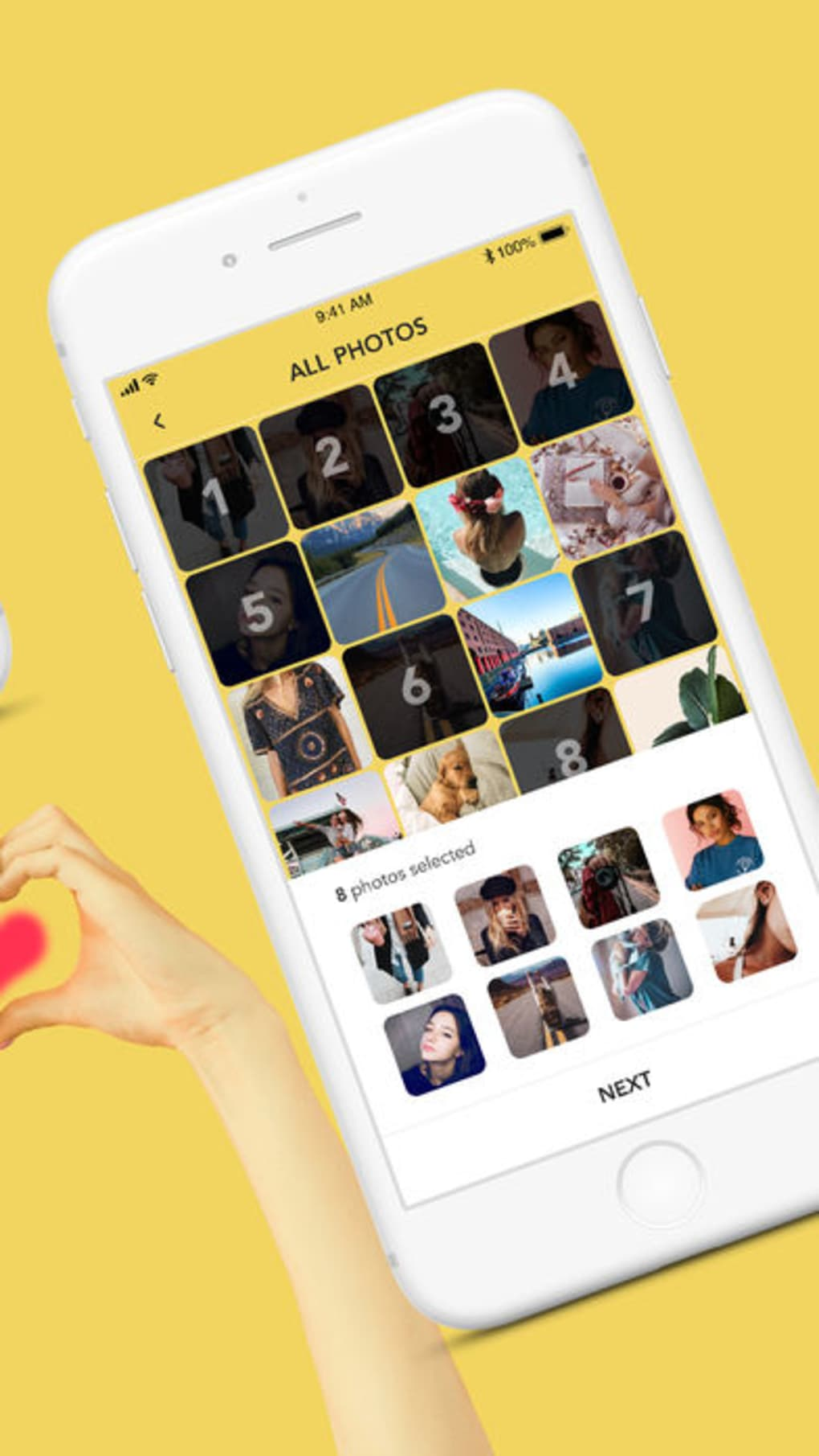 Likes Up - Get Slider Posts for iPhone - Download