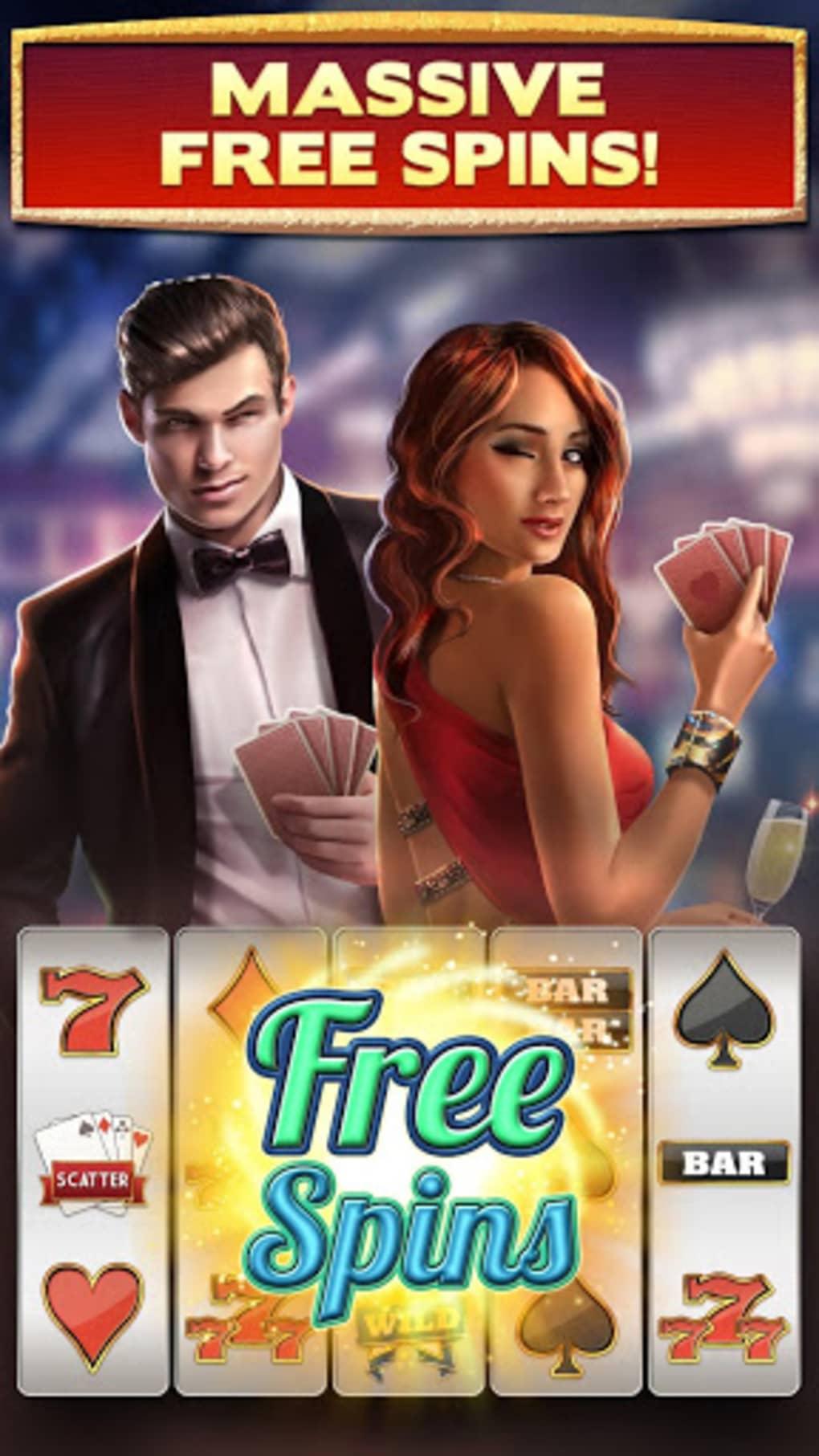 spins casino slot