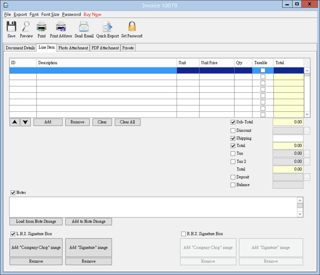 billing software crack version
