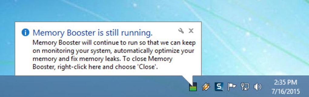 rizonesoft memory booster