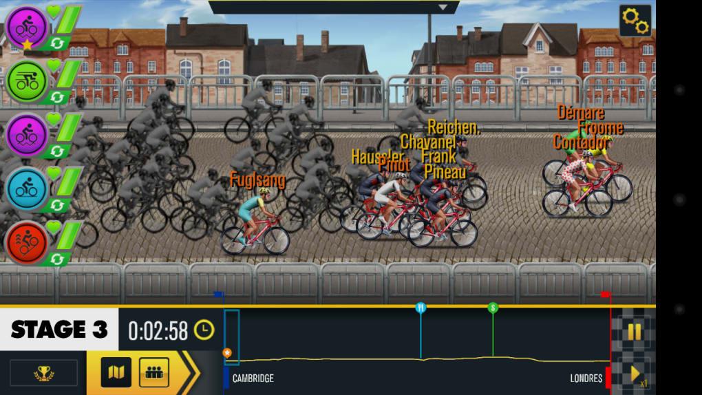 tour de france 2014 le jeu mobile de cyclisme officiel pour android t l charger. Black Bedroom Furniture Sets. Home Design Ideas
