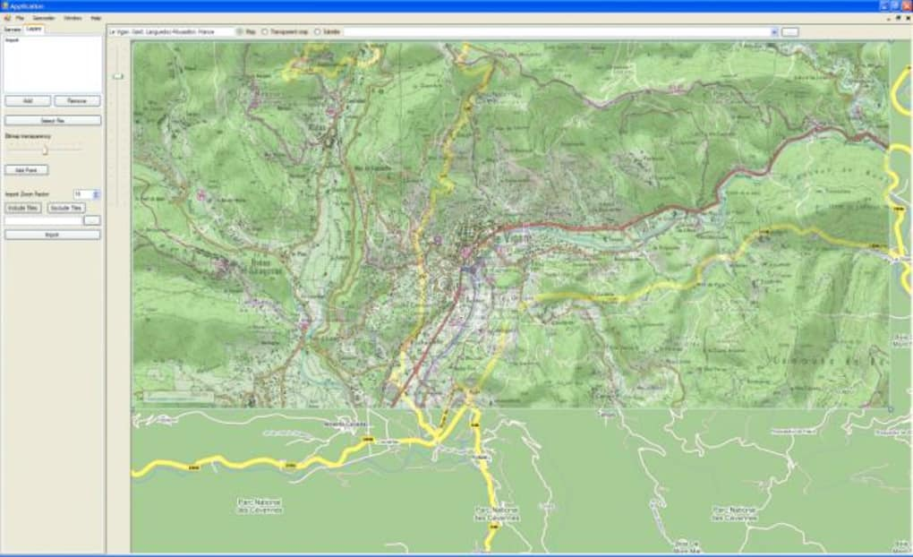 13 free gis software options: map the world in open source gis.