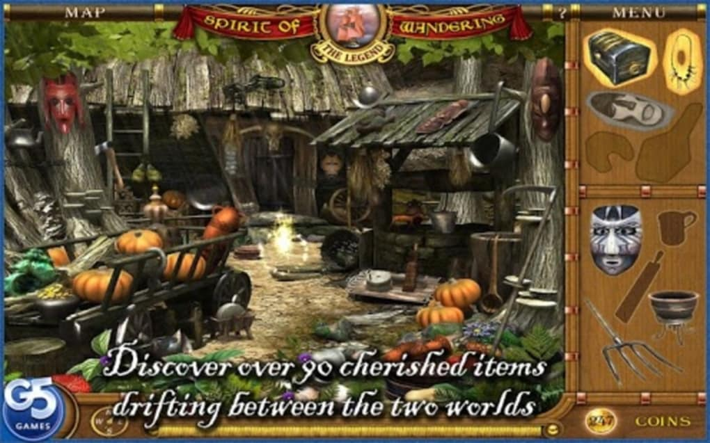 Spirit Of Wandering The Legend For Android Download