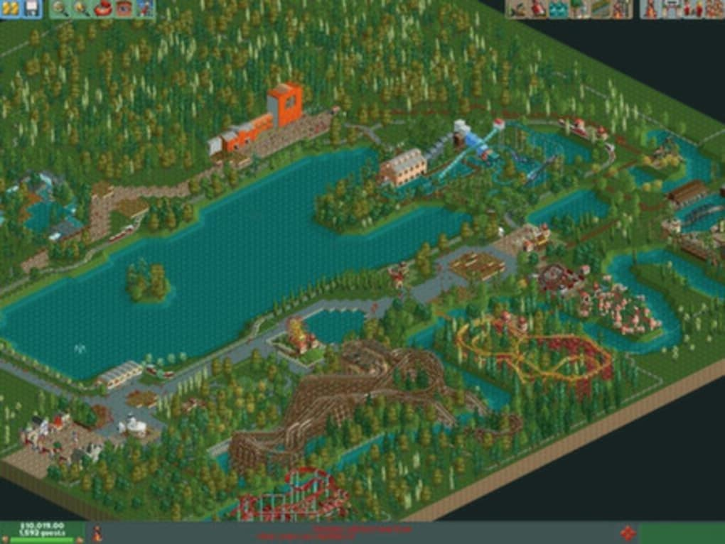 rollercoaster tycoon 3 download free full version windows