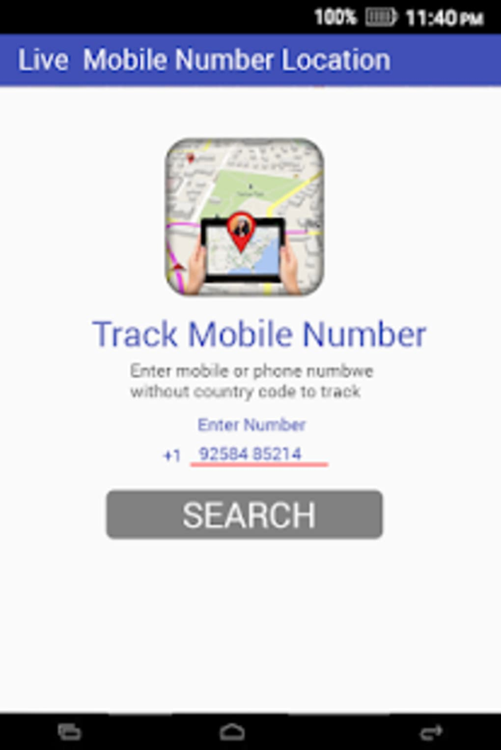 Live Mobile Number Tracker - Phone Number Tracker for Android - Download
