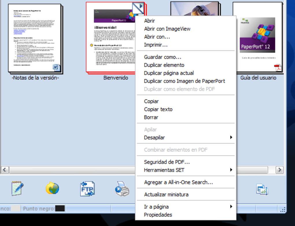 paperport gratuit windows 8