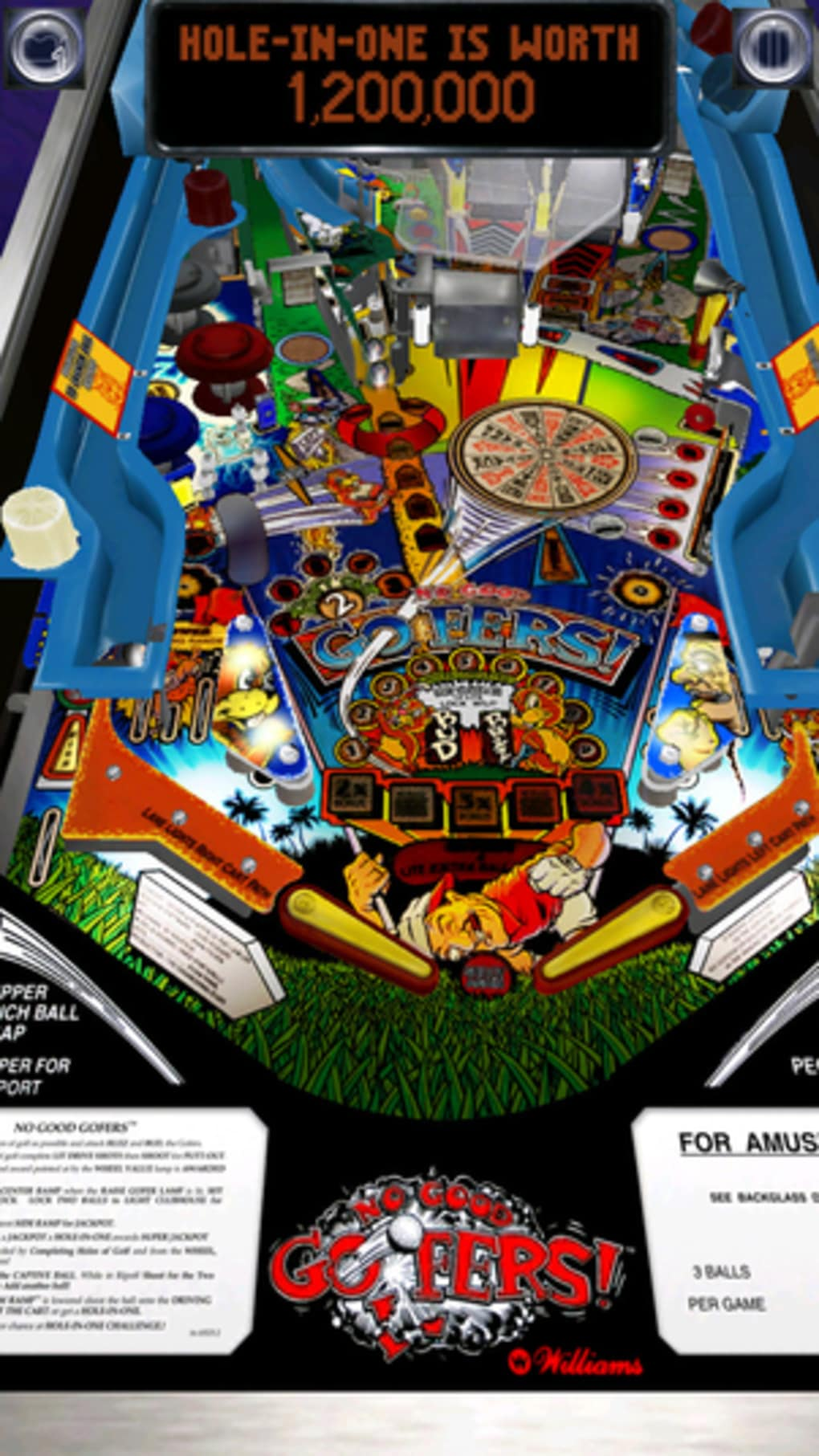 Pinball Arcade for iPhone - Download