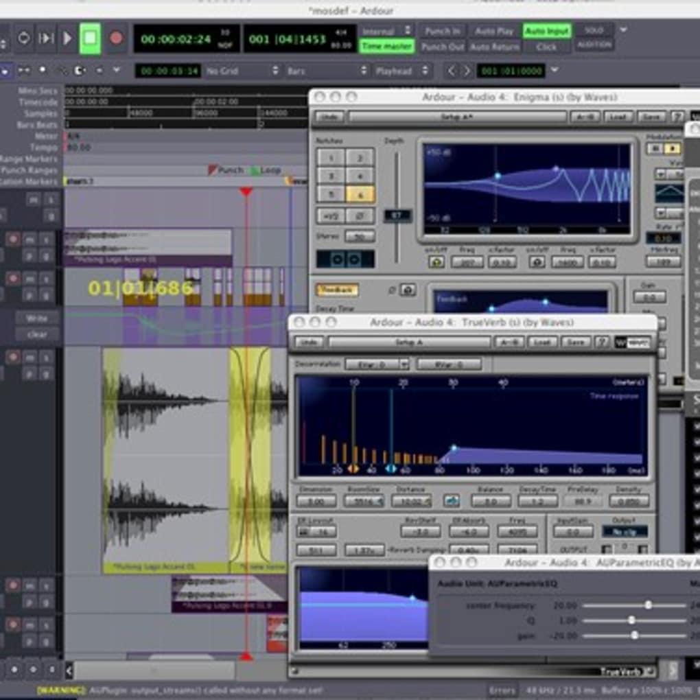 ardour free download for windows 10