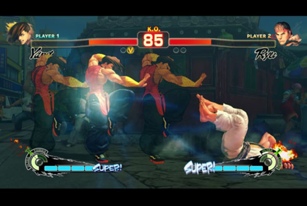 Super Street Fighter IV Arcade Edition - Descargar