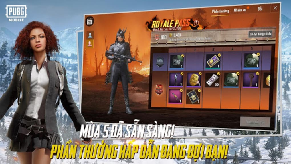 PUBG MOBILE VN for Android - Download