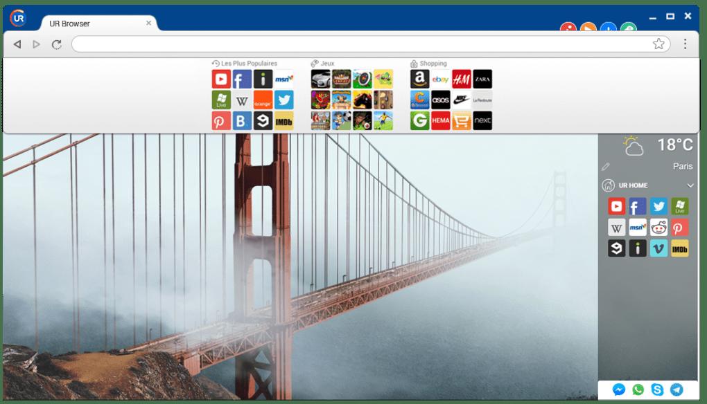 UR Browser - Download