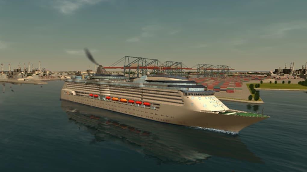"Shipsim. Com luxury cruise vessel ""ms oceana"" dlc."