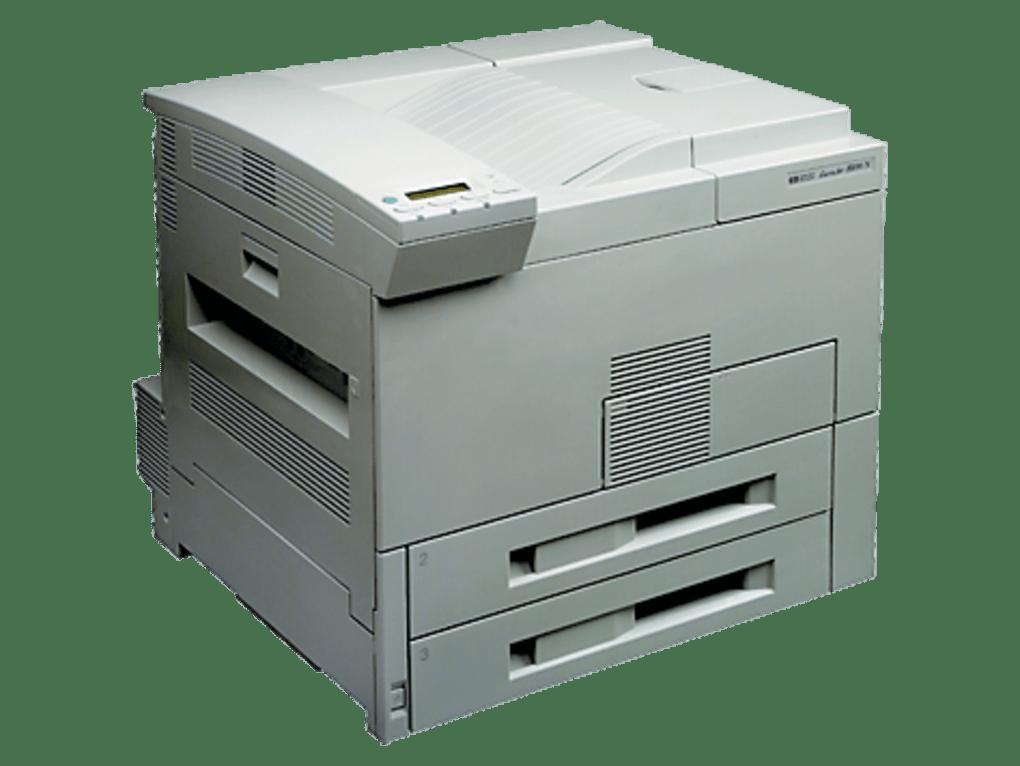HP LaserJet Series PCL6 driver - DriverDouble