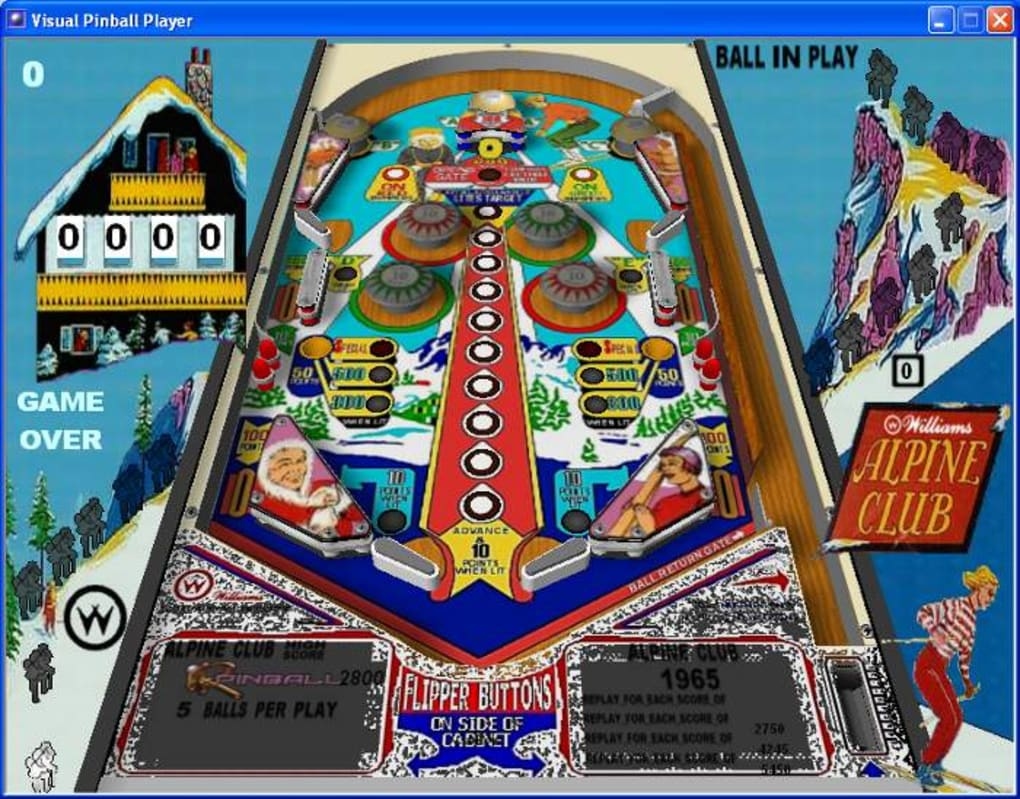 Visual Pinball - Download