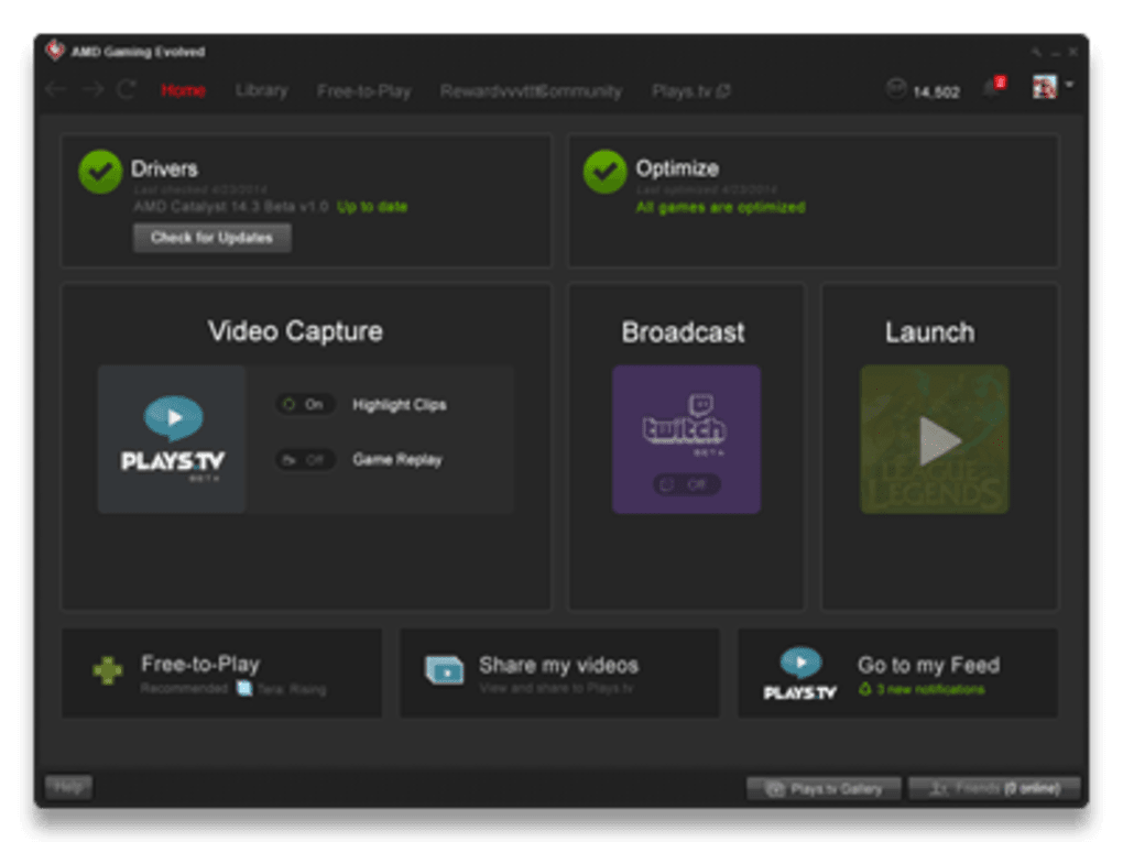 Amd Gaming Evolved Download