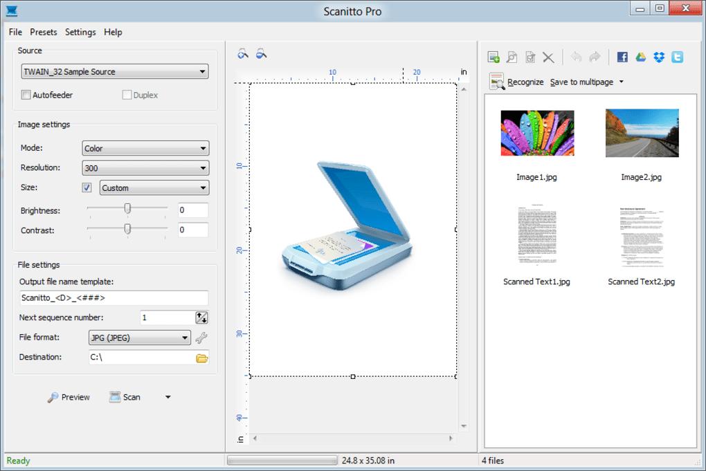 descargar computer software maternity digitalizar documentos