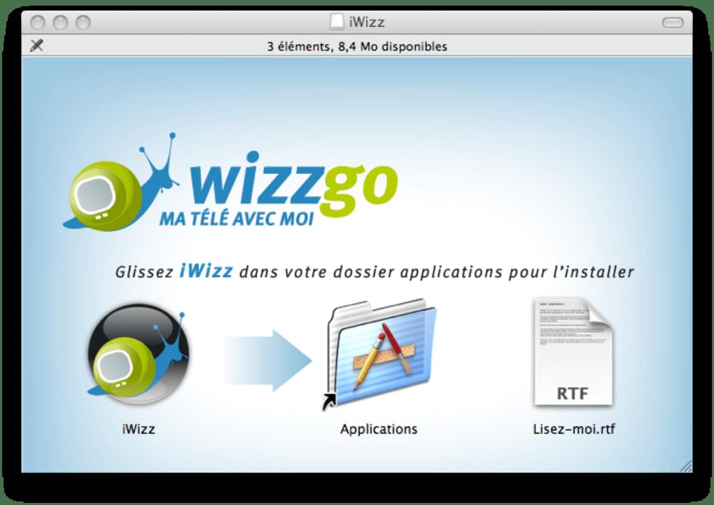 iwizz gratuit