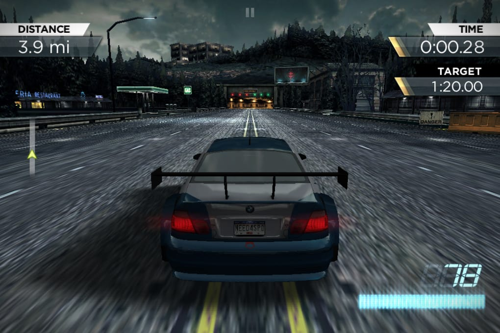 Need for speed most wanted na android download for Nfs most wanted android
