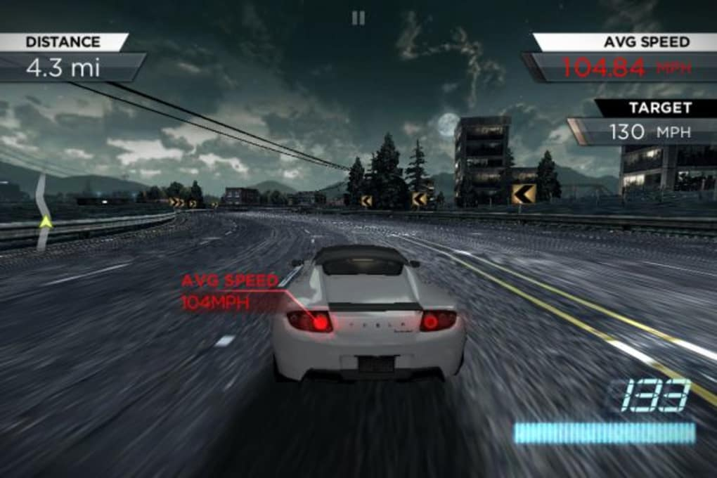 nfs most wanted 2005 android