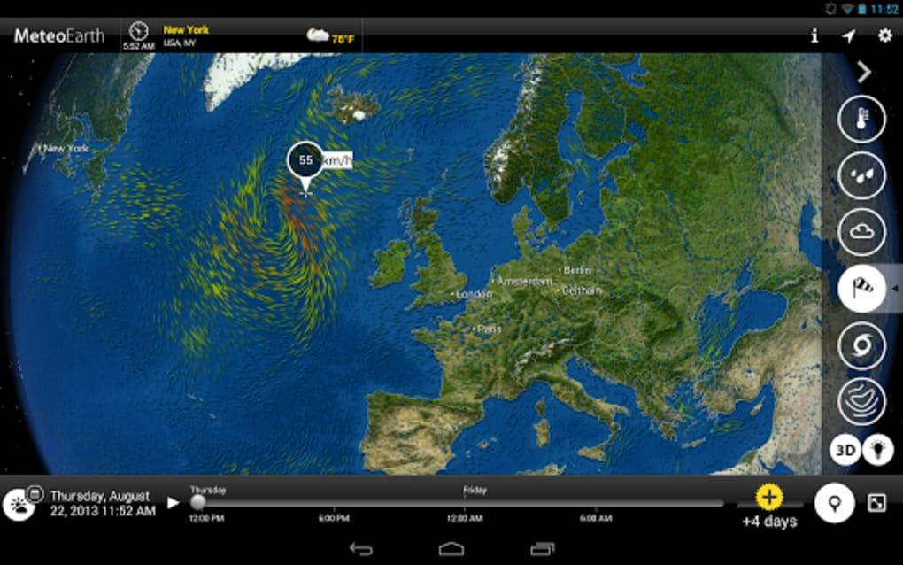 meteoearth free download