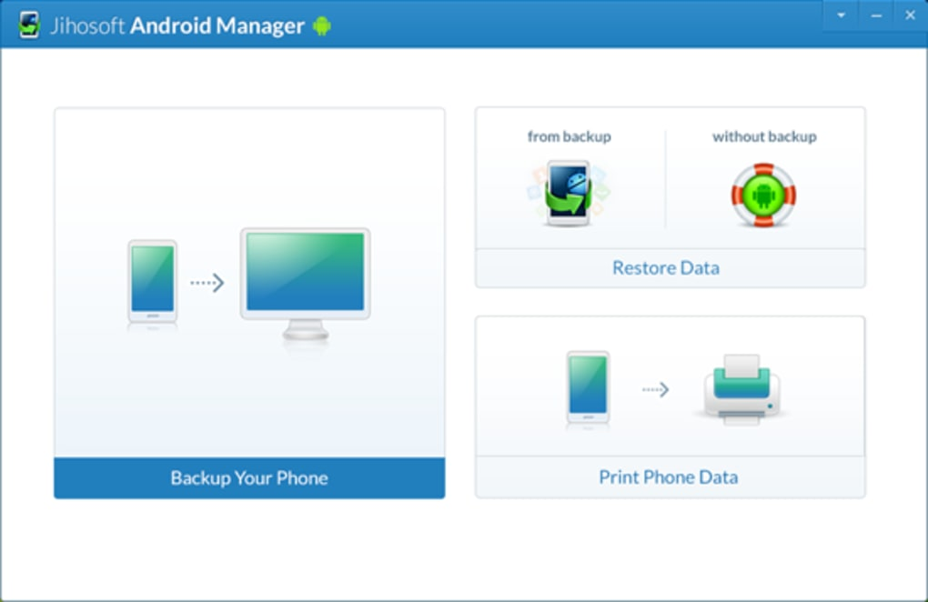 Jihosoft Android Manager - Download