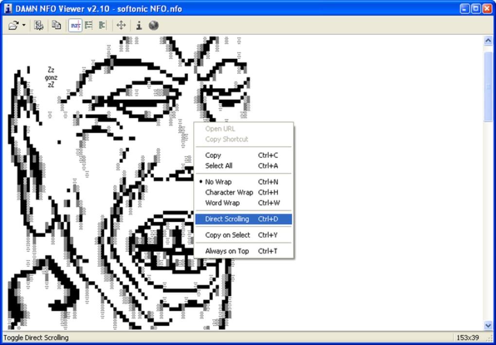 nfo viewer download windows 7