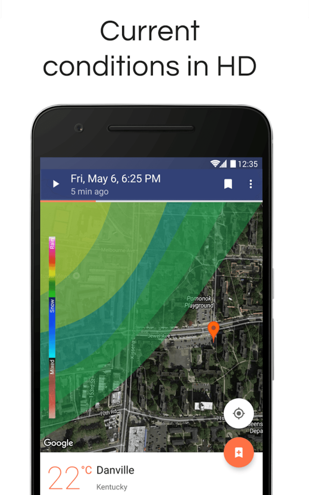 NOAA Weather Radar & Alerts for Android - Download