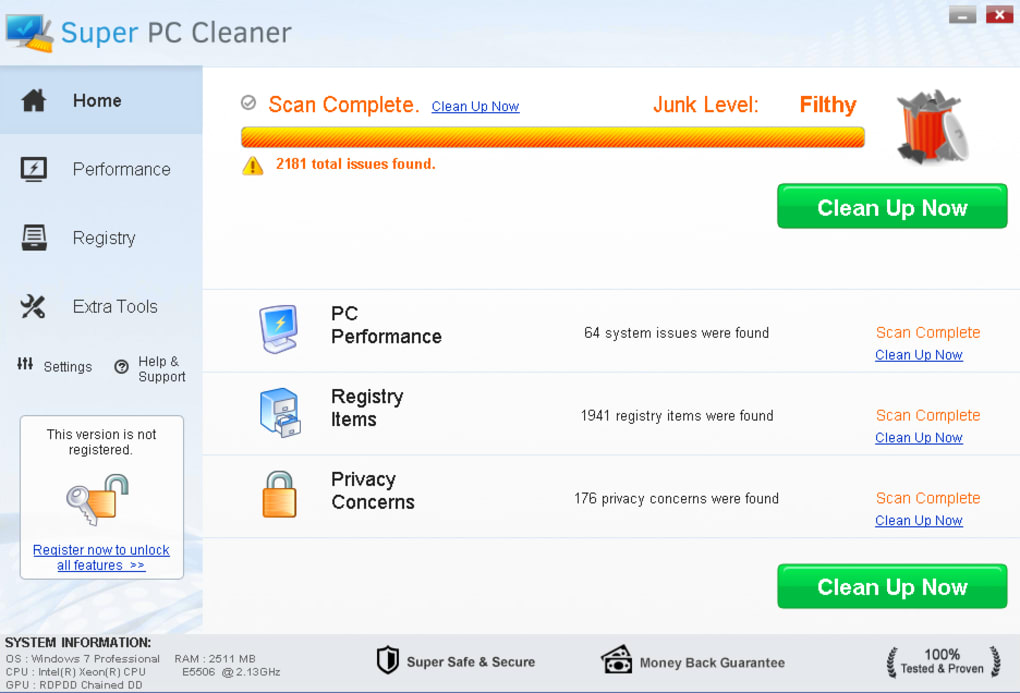 pc cleaner free download