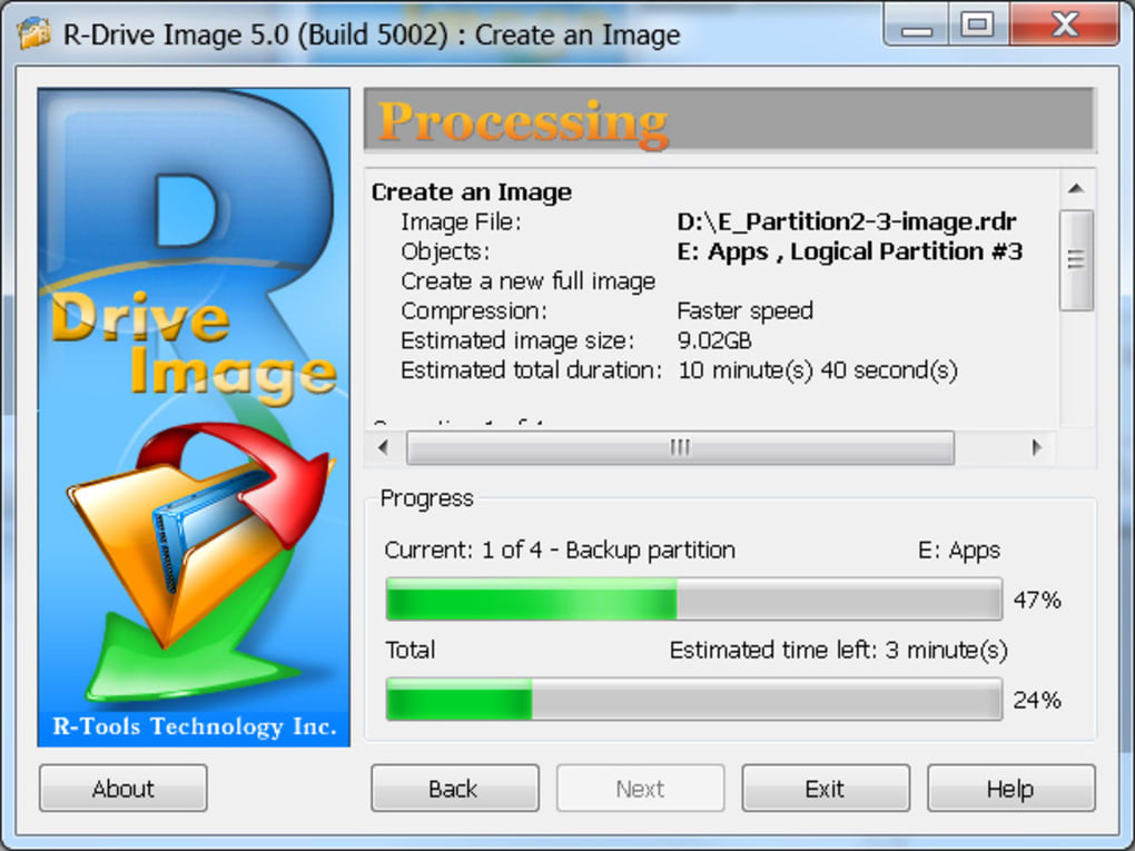 download r-drive image 4.7 full