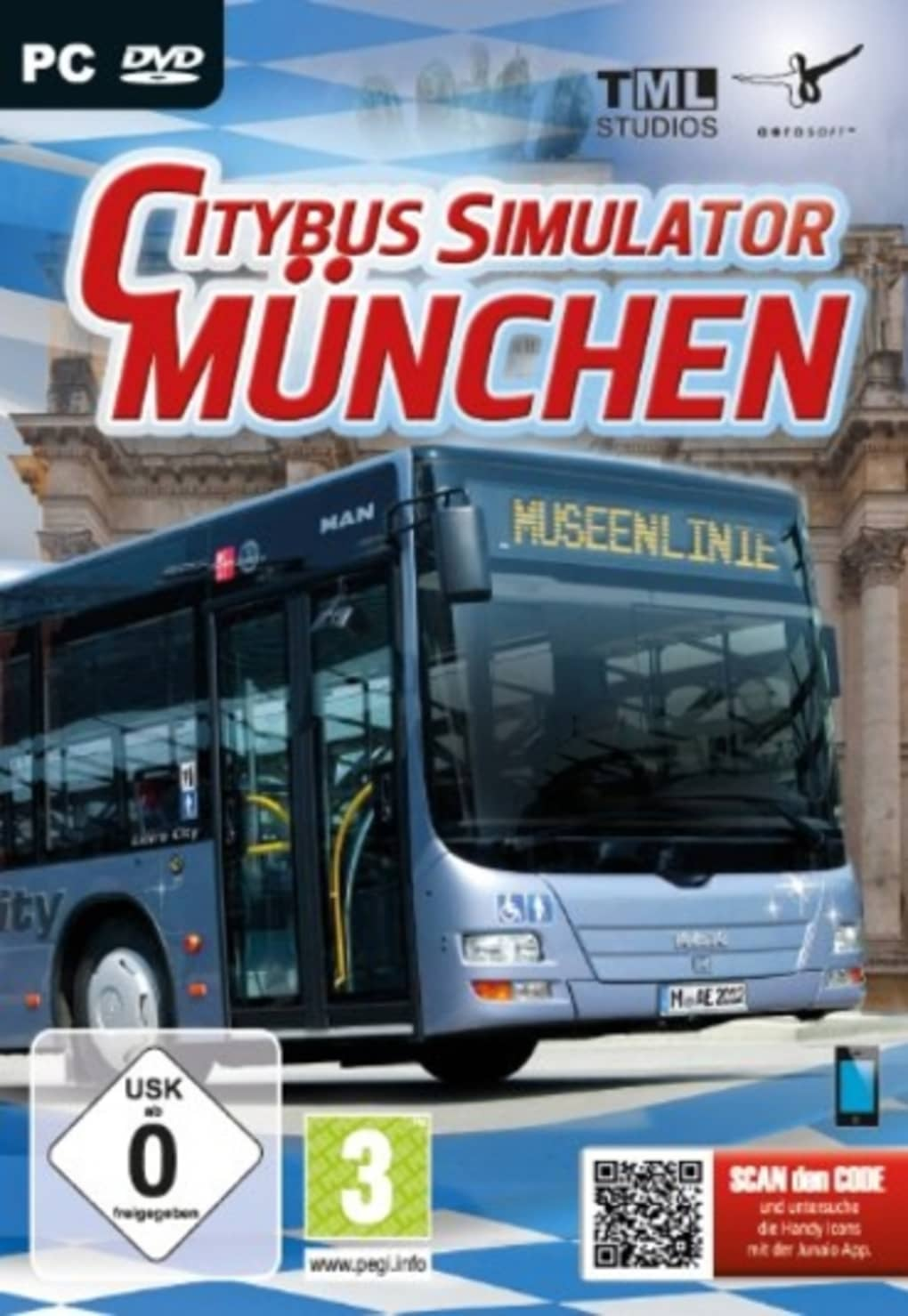 city bus simulator münchen ダウンロード