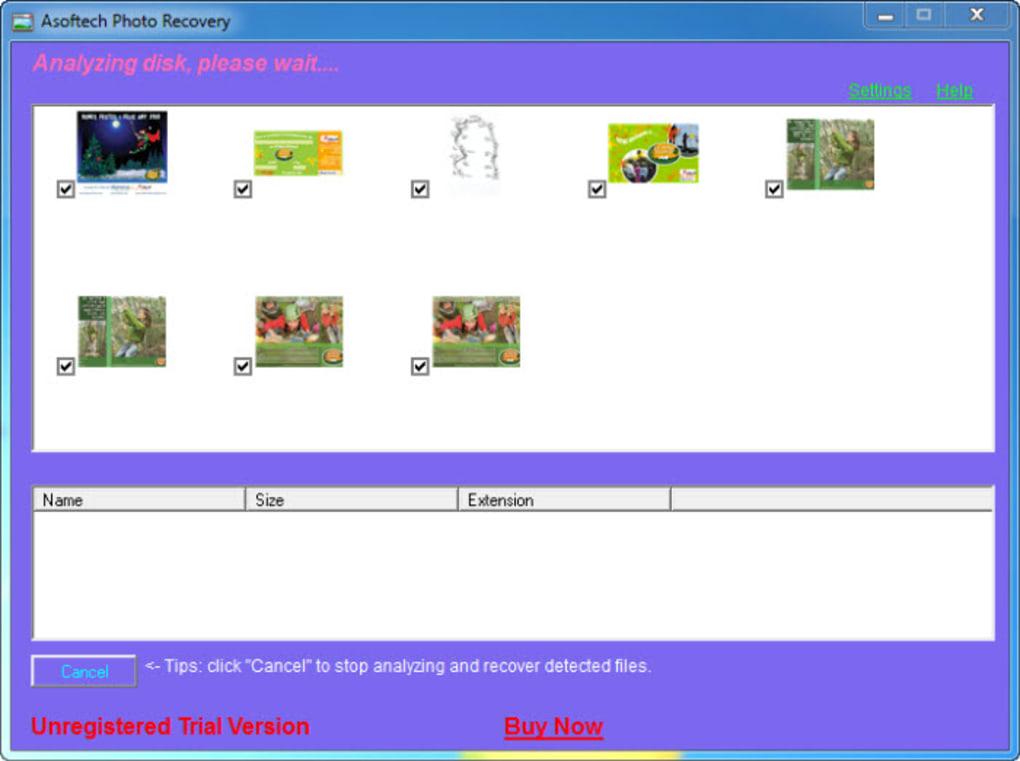 asoftech photo recovery gratuit