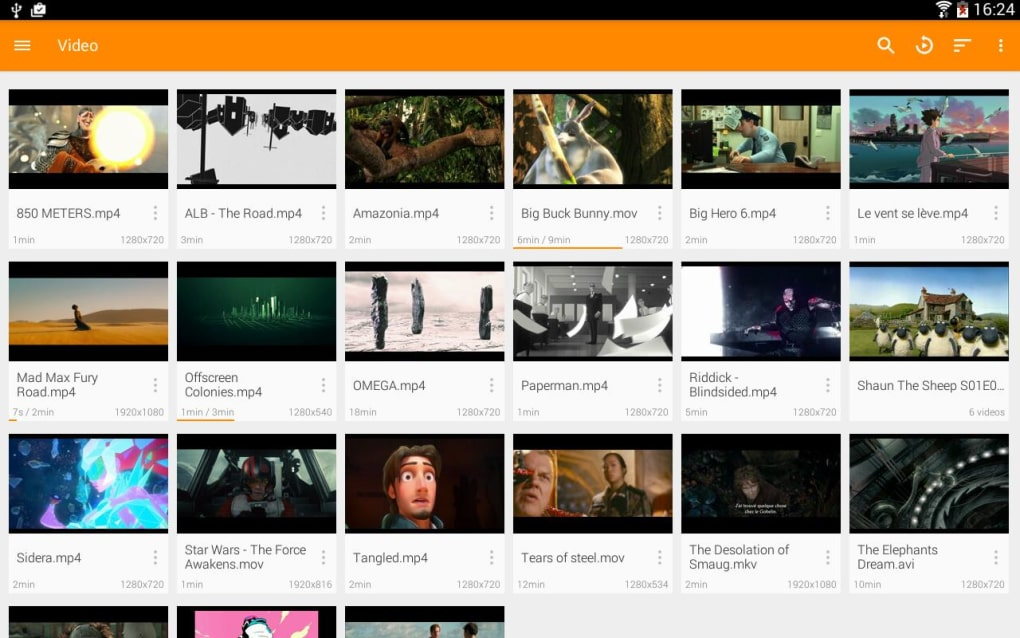 VLC for Android (Android) - Download