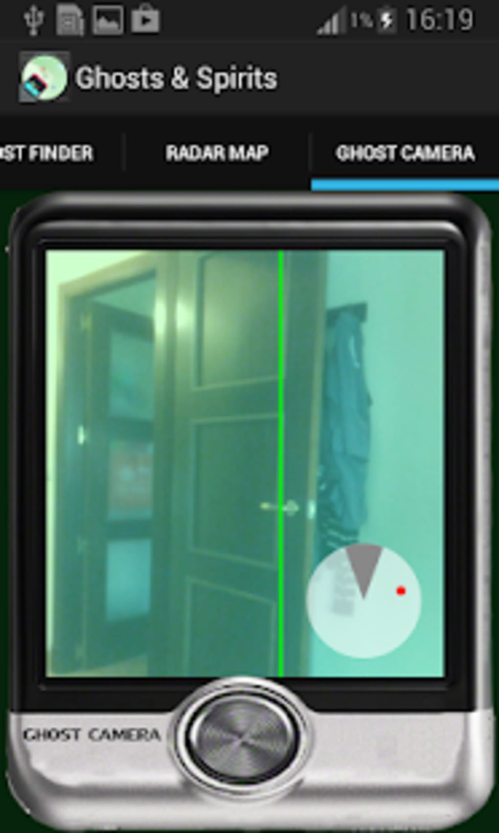 Ghosts PRO for Android - Download