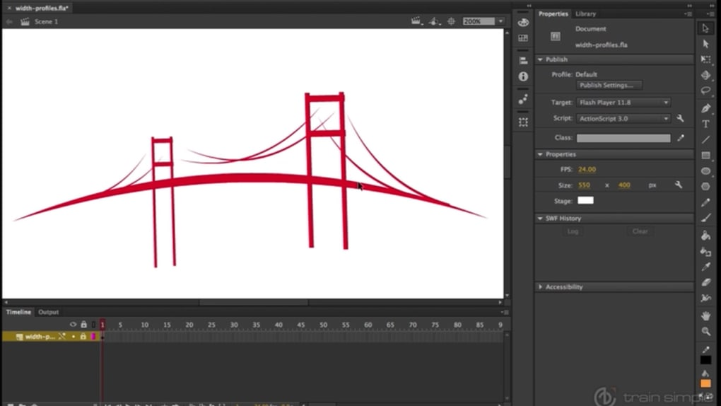 adobe flash animation software free download for windows 10
