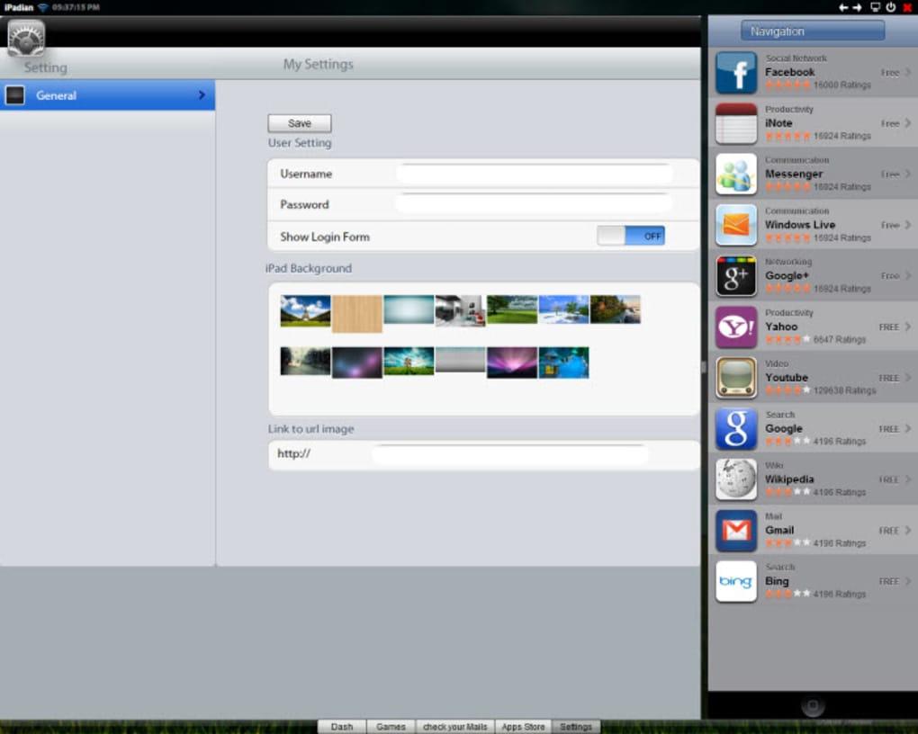 iPadian - Download