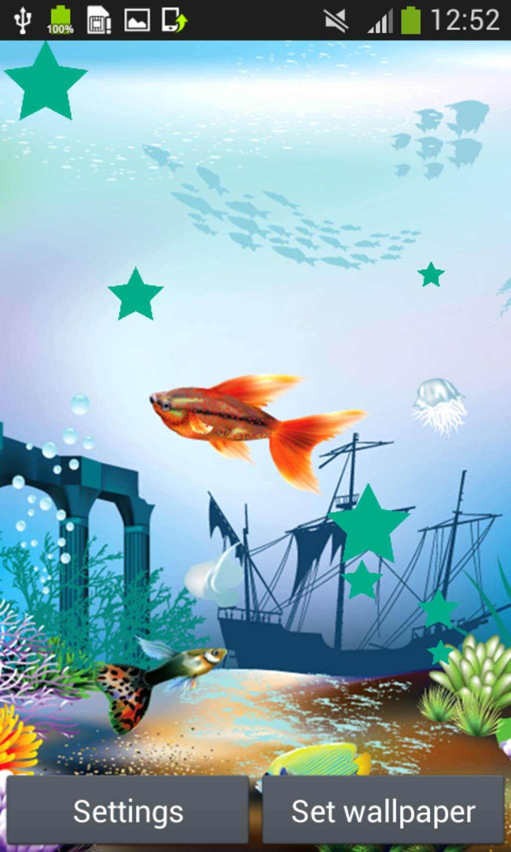 18+ Aquarium Live Wallpaper For Iphone Pictures