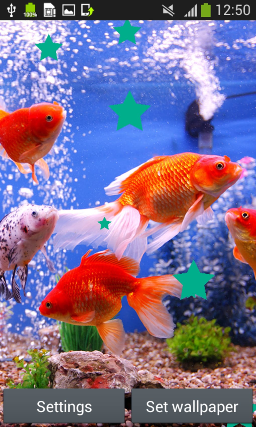 Aquarium Live Wallpapers for Android - Download
