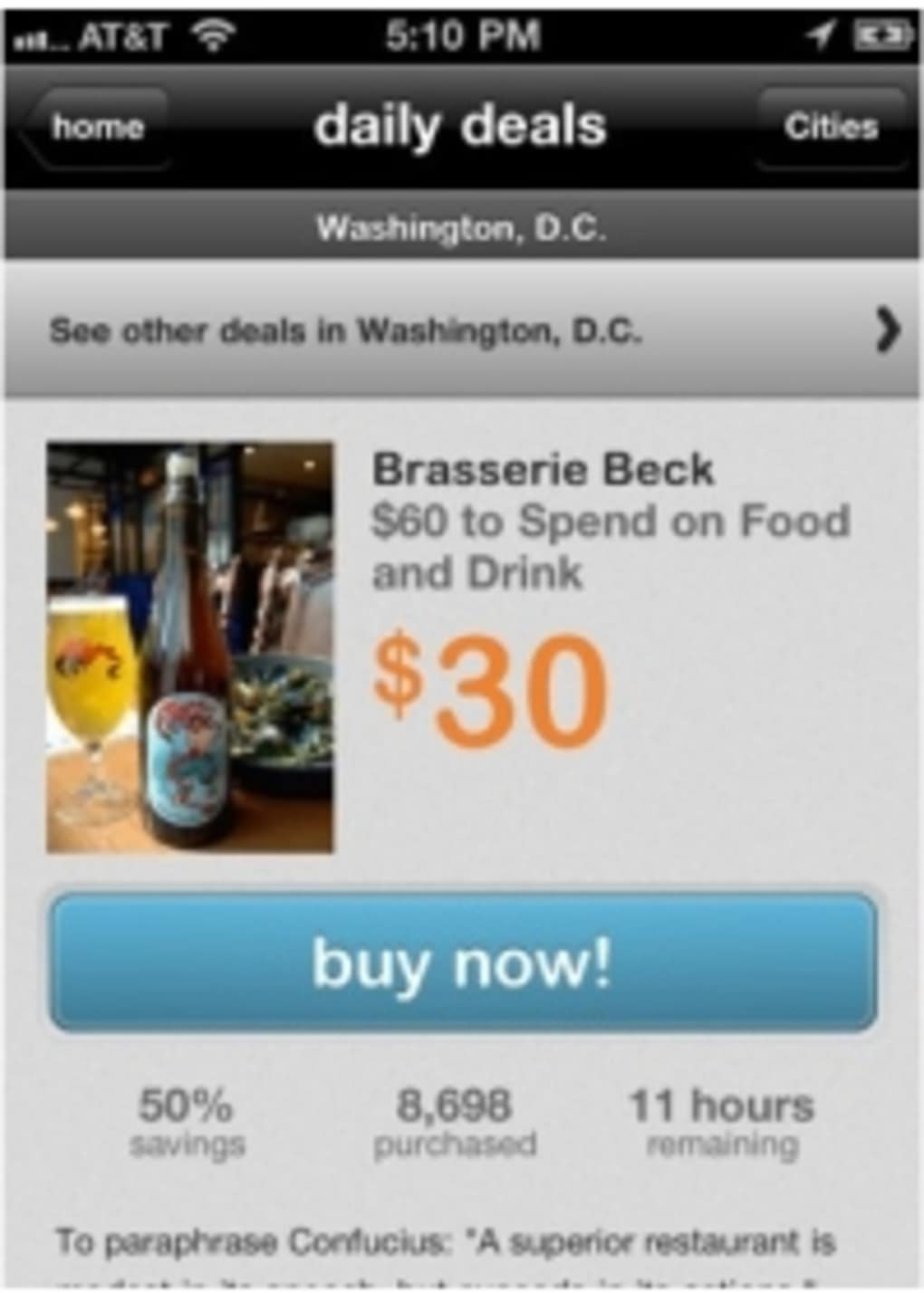 livingsocial for android download