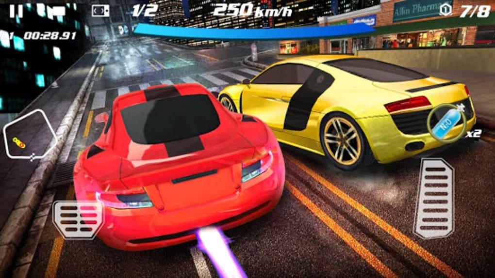 audi 3d racing game free download