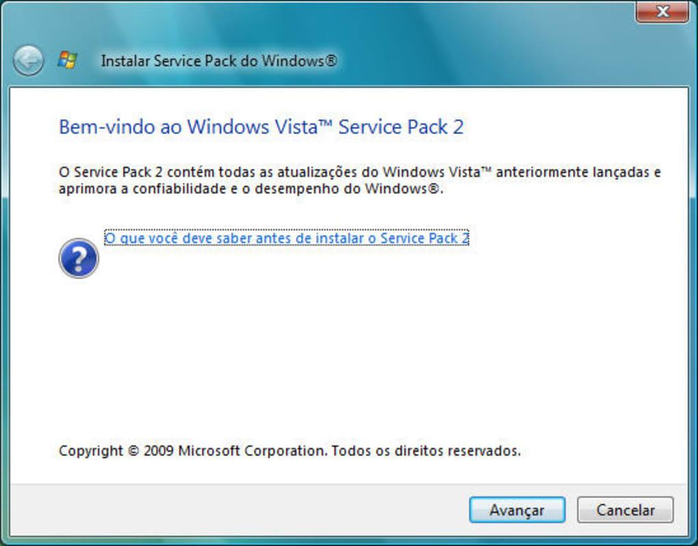 windows service pack 2 for vista 32 bit download