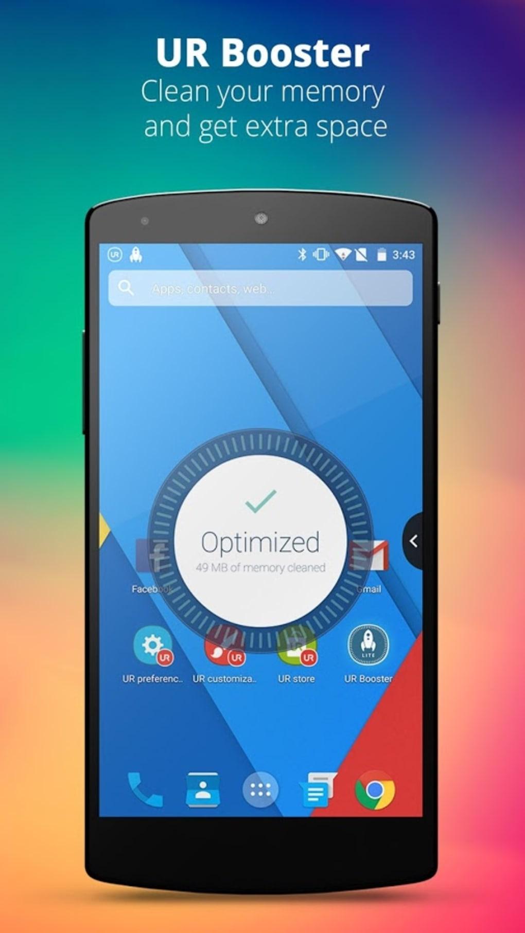 UR 3D Launcher Für Android Download